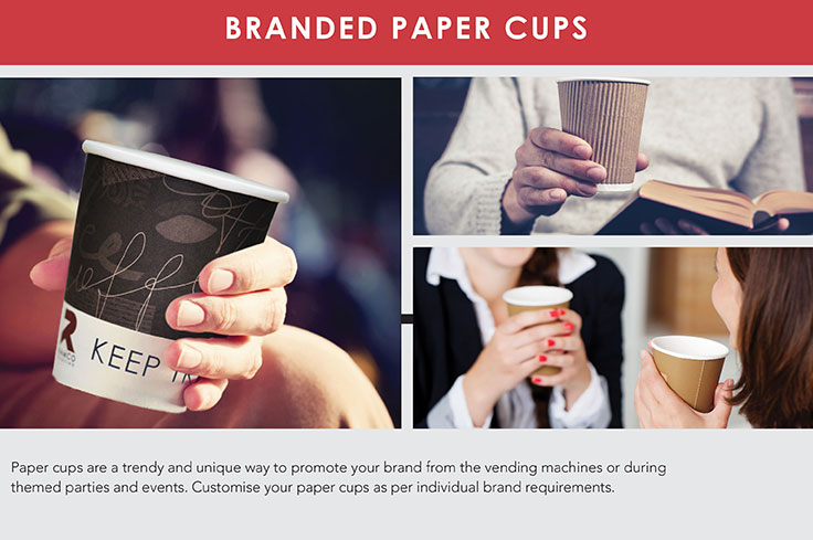 4 Major Benefits in Paper Cup Marketing for your Business-Gingercup