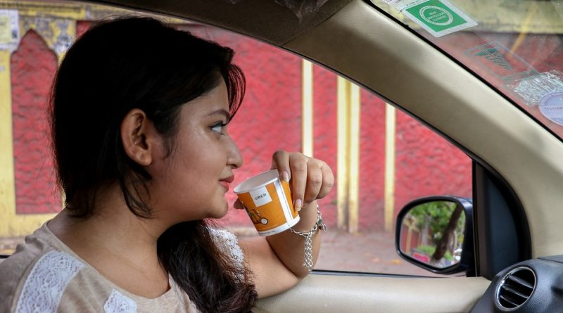 UberPOOL-Paper Cup Advertising Campaign-with Offers and Promo Codes-Gingercup