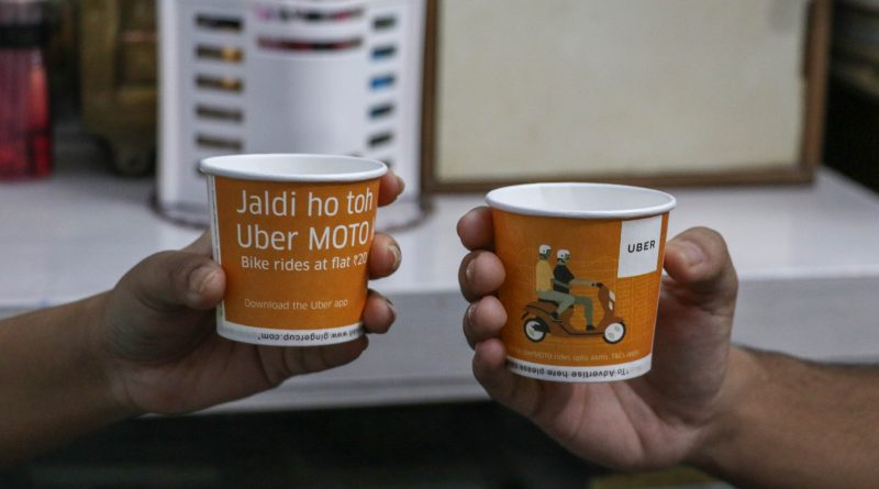Creative Marketing Strategy in Enhancing Your Brand's Image-Paper cup Ads-Gingercup