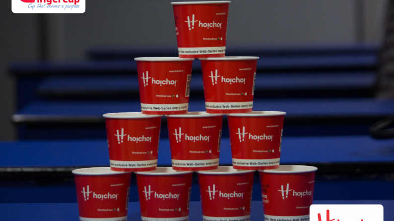 Commercial Brands on Coffee Cups-Creative Advertising Media-Gingercup-corporates-Gingercup
